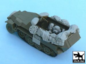 T48055 Sd.Kfz. 251/1 Ausf C accessories set